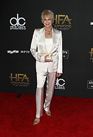 BEVERLY HILLS, CA - NOVEMBER 5: Joanna Cassidy, at The 21st Annual Hollywood Film Awards at the The Beverly Hilton Hotel in Beverly Hills, California on November 5, 2017. Credit: Faye Sadou/MediaPunch