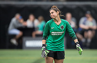Seattle, WA - Saturday Aug. 27, 2016: Michelle Betos during a regular season National Women's Soccer League (NWSL) match between the Seattle Reign FC and the Portland Thorns FC at Memorial Stadium.
