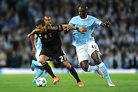 Manchester City vs Juventus 15-09-15