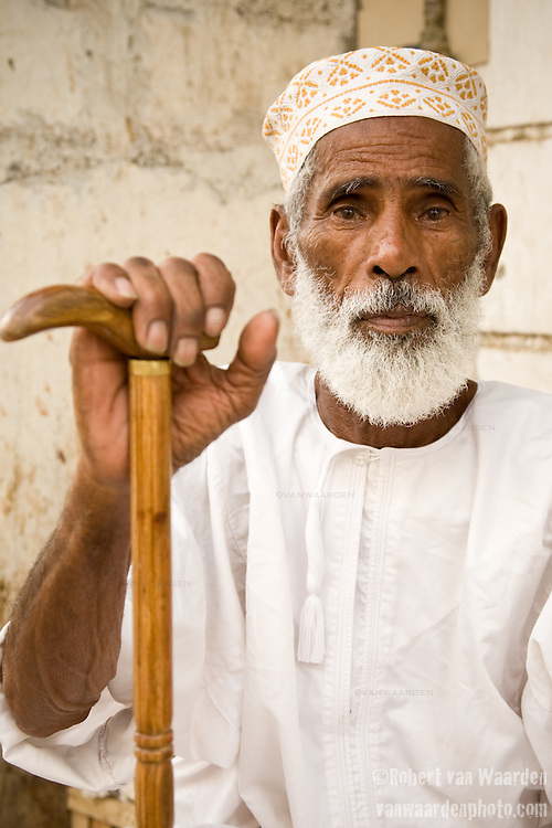 Old Man - Oman - National Geographic Traveler