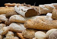 Nederland - Amsterdam - Januari 2019.  HORECAVA.  Diverse soorten brood.  Foto Berlinda van Dam / Hollandse Hoogte