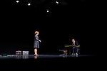 RETOUR A REIMS<br /> D'après l'essai de Didier Eribon (éditions Fayard)<br /> Adaptation et mise en scene : Laurent Hatat<br /> Avec : Sylvie Debrun et Antoine Matthieu<br /> Lumières : Anna Sauvage<br /> Lieu : Salle du Citoyen<br /> Ville : Lognes<br /> Date : 17/10/2015<br /> © Laurent Paillier / photosdedanse.com