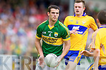 Shane Enright, Kerry in action against  , Clare in the Munster Senior Championship Semi Final in Cusack Park, Ennis on Sunday.