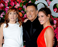 NEW YORK, NY - JUNE 10: Bruce Springsteen and Patti Scialfa attends the 72nd Annual Tony Awards at Radio City Music Hall on June 10, 2018 in New York City.  <br /> CAP/MPI/JP<br /> &copy;JP/MPI/Capital Pictures