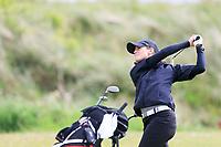 Marian Forde (Enniscrone) during the 2nd round of the Irish Women's Open Stroke Play Championship, Enniscrone Golf Club, Enniscrone, Co. Sligo. Ireland. 16/06/2018.<br /> Picture: Golffile | Fran Caffrey<br /> <br /> <br /> All photo usage must carry mandatory  copyright credit (© Golffile | Fran Caffrey)