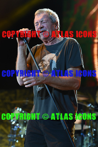 WANTAGH NY- AUGUST 26: Ian Gillan of Deep Purple performs at the Jones Beach Theater on August 26, 2017 in Wantagh New York. Photo by Larry Marano © 2017