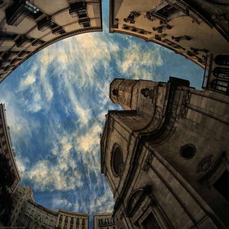 Barcelona, Basílica de Nuestra Señora de la Merced