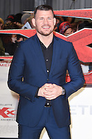 "Michael Bisping<br /> at the ""xXx: Return of Xander Cage"" premiere at O2 Cineworld, Greenwich , London.<br /> <br /> <br /> ©Ash Knotek  D3216  10/01/2017"