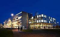 ederland Amsterdam 2019. Science Park. Universiteit van Amsterdam. De Faculteit der Natuurwetenschappen, Wiskunde en Informatica (FNWI) van de Universiteit van Amsterdam.  Foto Berlinda van Dam / Hollandse Hoogte