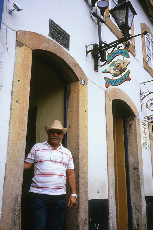 Ouro Preto, Minas Gerais, Brazil, october 2012.