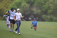 Alex Noren (SWE) walks down 2 during day 5 of the World Golf Championships, Dell Match Play, Austin Country Club, Austin, Texas. 3/25/2018.<br /> Picture: Golffile | Ken Murray<br /> <br /> <br /> All photo usage must carry mandatory copyright credit (&copy; Golffile | Ken Murray)