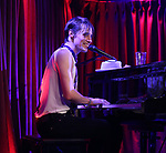 Reeve Carney performing during his Green Room 42 Debut on May 3, 2018 at Green Room 42 in New York City.
