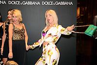 SAO PAULO - 25.04.2017 - FESTA DOLCE & GABBANA EM SAO PAULO. - Caroline Daur e Pyper America Smith se divertem durante a festa da Dolce&Gabanna no Shopping JK Iguatemi na Zona de Sul de Sao Paulo.(Fotos: Eduardo Martins / Brazil Photo Press).