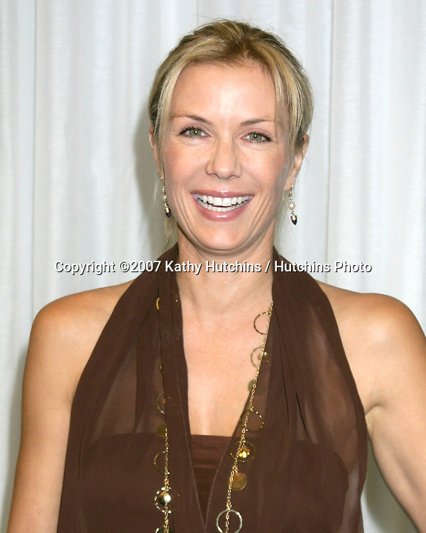 Katherine Kelly Lang.Bold & the Beautiful Fan Luncheon.Universal Sheraton Hotel.Los Angeles,  CA.Aug 25, 2007.©2007 Kathy Hutchins / Hutchins Photo....