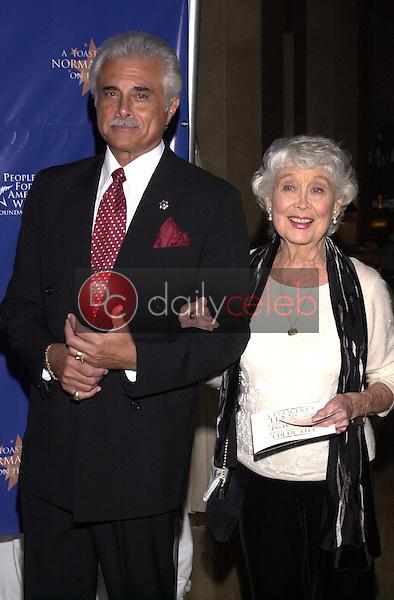 Betty Garrett with Robert Prete