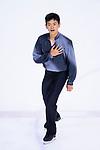 Harrison Jon Yen Wong of Hong Kong competes in Senior Men group during the Asian Open Figure Skating Trophy 2017 on August 04, 2017 in Hong Kong, China. Photo by Power Sport Images / Marcio Rodrigo Machado