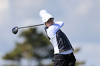 Rachel McDonnell (Elm Park) during the second round of the Irish Womans Open Strokeplay Championship, Co Louth Golf Club, Baltray, Drogheda, Co Louth, Ireland. 12/05/2018.<br /> Picture: Golffile | Fran Caffrey<br /> <br /> <br /> All photo usage must carry mandatory copyright credit (&copy; Golffile | Fran Caffrey)