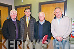 Great Southern Trail: Pictured at the meeting of the Listowel Town Council Meeting at the Listowel Family Resource Centre on Monday night last were Michael Guerin ,Listowel, Liam O'Mahony, Chairman Great Southern Trail Group, Michael Caffrey, Listowel & Denis McAuliffe, Templeglantine.