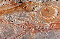 Sandstone Erosion, Vermillion Cliffs National Monument, Paria Plateau, Arizona