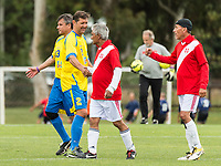 STANFORD, CA - May 22, 2016: The Bay Area Senior Games at Stanford University.