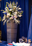 Elegant Bar Mitzvah Flowers and  Decor<br /> Rye Hilton<br /> X-Quisite Events<br /> Todd Shapera Photography