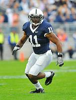 Penn State LB Navorro Bowman (11).