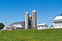 Farm, Lancaster, Pennsylvania, USA