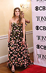 Laura Dreyfuss poses at the 71st Annual Tony Awards, in the press room at Radio City Music Hall on June 11, 2017 in New York City.