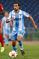 Davide Di Gennaro Lazio <br /> Roma 28-09-2017 Stadio Olimpico Football Europa League 2017/2018 Group K Lazio - Zulte Waregem Foto Giampiero Sposito/Insidefoto