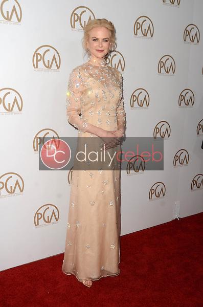 Nicole Kidman<br /> at the 2017 Producers Guild Awards, Beverly Hilton Hotel, Beverly Hills, CA 01-28-17<br /> David Edwards/DailyCeleb.com 818-249-4998