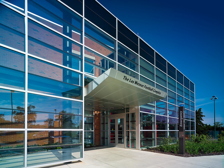 Woody Hayes Athletic Center at The Ohio State University   HEERY International
