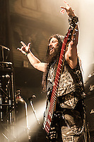 Black Label Society performs at the House of Blues in New Orleans, LA on May 27,2014.