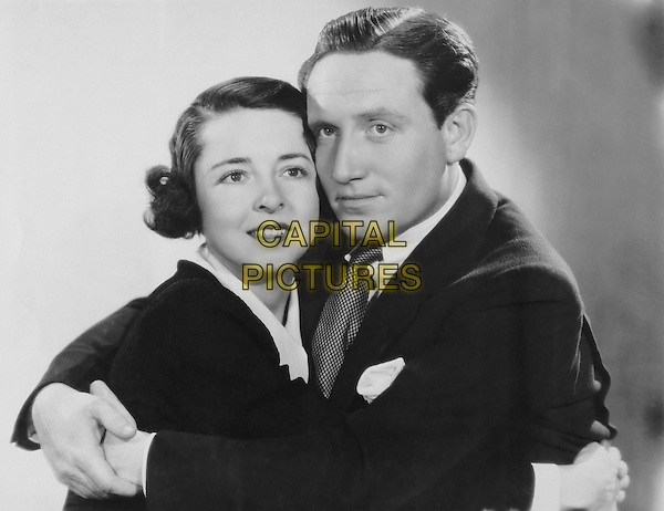 Colleen Moore & Spencer Tracy.in The Power and the Glory.*Filmstill - Editorial Use Only*.CAP/PLF.Supplied by Capital Pictures.