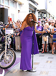attends the induction ceremony for Prince to The Walk Of Fame at the Apollo Theater in New York City, New York on June 13, 2016.