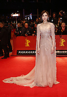 www.acepixs.com<br /> <br /> February 9 2017, Berlin<br /> <br /> Tang Yan aka Tiffany Tang arriving at the premiere of 'Django' during the 67th Berlinale International Film Festival Berlin at Berlinale Palace on February 9, 2017 in Berlin, Germany. <br /> <br /> By Line: Famous/ACE Pictures<br /> <br /> <br /> ACE Pictures Inc<br /> Tel: 6467670430<br /> Email: info@acepixs.com<br /> www.acepixs.com