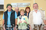 For the 10th year in a row the Iveragh Park Residents Association are once again hosting their annual fund-raiser for Killorglin Family Resource Centre and for their local estate. .Back L-R John Sheehan and Margaret Mangan .Front L-R Joseph Crowe, Maureen Gamble and Jack O'Sullivan.
