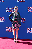 LOS ANGELES - MAR 10:  Sky Katz at the Wonder Park Premiere at the Village Theater on March 10, 2019 in Westwood, CA