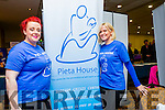 At Open Our Minds Mental Wellness Exhibition in the Brandon Hotel on Sunday were Catriona Locke and Sharon Farley from Pieta House.