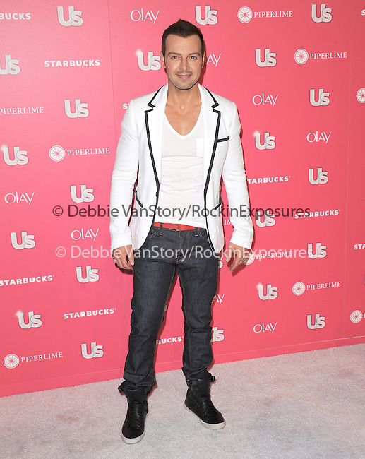 Joe Lawrence at US Weekly Hot Hollywood Style Issue Party held at Eden in Hollywood, California on April 26,2011                                                                               © 2010 Hollywood Press Agency
