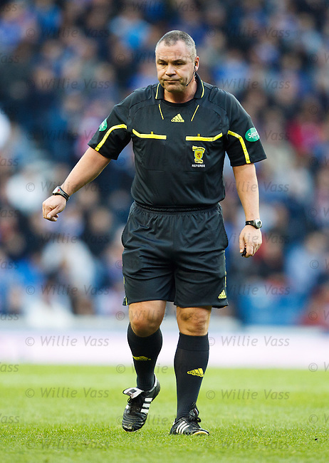 Brian Winter, referee