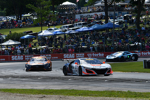Pirelli World Challenge<br /> Grand Prix of Road America<br /> Road America, Elkhart Lake, WI USA<br /> Sunday 25 June 2017<br /> Ryan Eversley<br /> World Copyright: Richard Dole/LAT Images<br /> ref: Digital Image RD_USA_00315