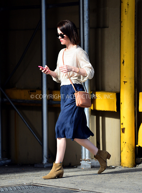 ACEPIXS.COM<br /> <br /> July 24 2014, New York City<br /> <br /> Actress Sarah Paulson walks in Soho on July 24 2014 in New York City<br /> <br /> <br /> By Line: Curtis Means/ACE Pictures<br /> <br /> ACE Pictures, Inc.<br /> www.acepixs.com<br /> Email: info@acepixs.com<br /> Tel: 646 769 0430