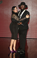Michelle John and will.i.am,at The Voice - finalists red carpet at LH2 Studios, London on March 29th 2017<br /> CAP/ROS<br /> &copy; Steve Ross/Capital Pictures /MediaPunch ***NORTH AND SOUTH AMERICAS ONLY***