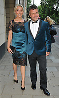 Craig Phillips and Laura Sherriff at the Rainbows Celebrity Charity Ball, The Dorchester Hotel, Park Lane, London, England, UK, on Friday 01 June 2018.<br /> CAP/CAN<br /> &copy;CAN/Capital Pictures