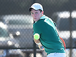 Tulane tennis action at City Park as the men take on GA Southern and the women battle Southern Miss.