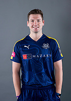 Picture by Allan McKenzie/SWpix.com - 02/04/2018 - Cricket - Yorkshire County Cricket Club Media Day 2018 - Headingley Cricket Ground, Leeds, England - Alex Lees.