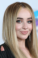 LOS ANGELES, CA - JUNE 2: Sabrina Carpenter, at iHeartRadio Wango Tango by AT&amp;T at Banc of California Stadium in Los Angeles, California on June 2, 2018. <br /> CAP/MPIFM<br /> &copy;MPIFM/Capital Pictures