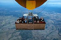 20140816 August 16 Hot Air Balloon Gold Coast