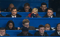 Arsenal Manager Arsene Wenger during the Carabao Cup semi final 1st leg match between Chelsea and Arsenal at Stamford Bridge, London, England on 10 January 2018. Photo by Andy Rowland.