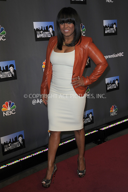 WWW.ACEPIXS.COM <br /> March 20, 2014 New York City<br /> <br /> Keshia Knight Pullman attending the press junket for 'The Celebrity Apprentice' Season 14 at Chelsea Piers on March 20, 2014 in New York City.<br /> <br /> Please byline: Kristin Callahan  <br /> <br /> ACEPIXS.COM<br /> Ace Pictures, Inc<br /> tel: (212) 243 8787 or (646) 769 0430<br /> e-mail: info@acepixs.com<br /> web: http://www.acepixs.com